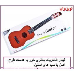 گیتار الکتریک با هدست