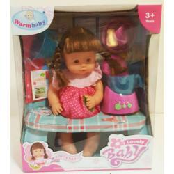 عروسک warm baby